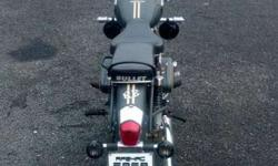 Royal Enfield Bullet 1000 Kms 2009 year