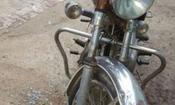 Royal Enfield Bullet 36000 Kms 1986 year