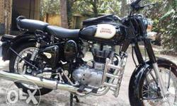Classic 350 Black 2015 October model 19350km clocked