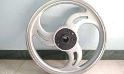 Royal enfield classic 350 Alloy front and back wheel..