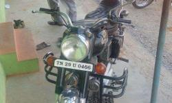 Royal Enfield Classic 40 Kms 1997 year