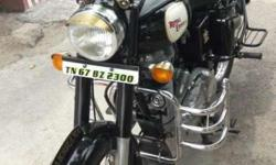 Royal Enfield Classic 6480 Kms 2013 year