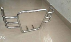 Royal Enfield Crash Guard... Mob : 773.663.7804