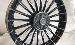 Royal Enfield Alloy wheel Harley type for all models