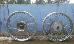 Royal enfield rims new