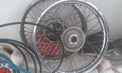 Royal Enfield Thunderbird 500 wheels for sale