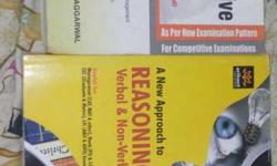 Rs agarawal apti and Arihant Reasoning books in Good