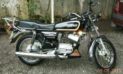RX 135, 1996 model, excellent condition, all new parts,