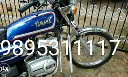 rx 100converted 135 5speed back yesdi wheel
