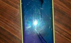 S6 Edge superb condition,Only glass broken.Genuinely