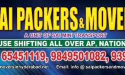 Welcome to SAI Packers & Movers, the leading relocation