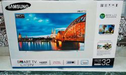 "Samsung 32"" Smart Led Tv Full HD Android Version 4.4"