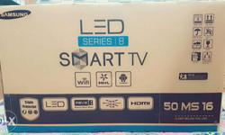 "Samsung 50"" Android SMART Led Tv ULTRA HD (3840*2160)"