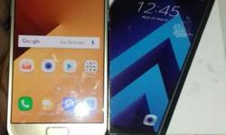 Samsung a5 (17) 10 days old all accessories complete
