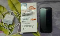 Samsung A5 2017 neat scratchless condition, only one