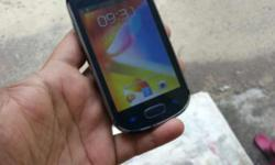 Samsung fame dous at 3800rs.good condition with box and