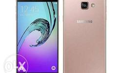 Samsung galaxy A7 2016 Only 4 mnth used 16gb internal