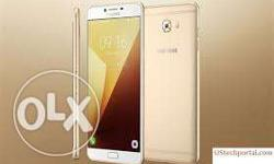 samsung galaxy c9 pro gold only 1 month brand new set