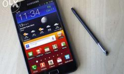 Samsung galaxy note very good condition