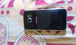 Samsung galaxy s6 edge in new condition with charger,