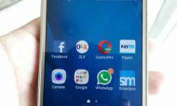 Samsung j2 2016 1.5gb ram 8gb mmry All assesry bill