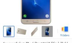 Samsung j76 Gold, 3 month use, replesment mobile, new