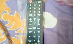 samsung led tv remote. original with seal packing