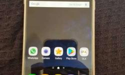Samsung note 5 dual sim white colour only phone