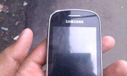 samsung star duos cell phone it is in a good condition