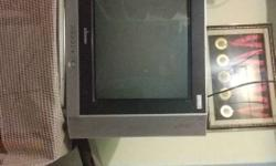 Samsung TV in good condition.