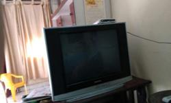 Samsung TV 29 inch for sale.