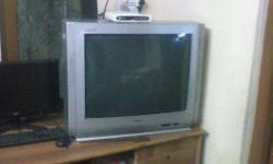 "Sansui 29"" color tv excellent picture and sound clarity"