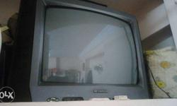 sansui colour t.v in very good condition.at shahibaug