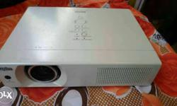 Sanyo Japan LCD projector Super clarity for movies