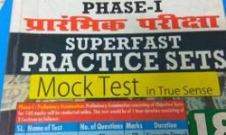 SBI PO Superfast Practice Sets Book