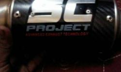 Sc project diffuser ...high bass For sports bike