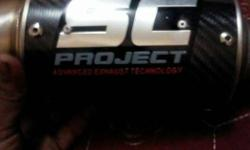 Sc project high bass diffuser for sports bikes can be