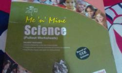 science CBSE guide for 7th in good condition