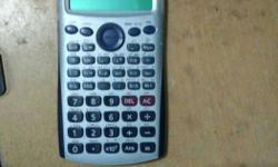 Fx 991es Casio scientific calculator in good working