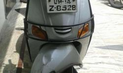 Scooter is in a very good condition. Only 19500km