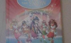 Secret Of The Snow By Thea Stilton Book