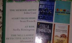 Select editions. The Murder Artist