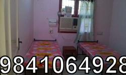 FULLY FURNISHED WITH AC PG FOR LADIES AT THIRUVANMIYUR