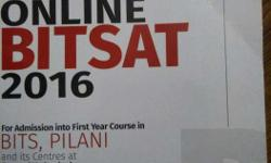 Self Study Guide for ONLINE BITSAT 2016 With CD. The