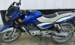 Excellent condition single handed run only 30000km