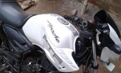 my bike is good condition well maintain double disk