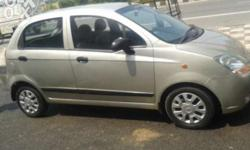 2008 Spark LS Golden Colour First Owner Pure Petrol