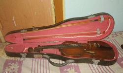 Selling 2 German violins