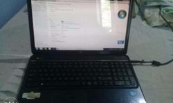 Selling HP laptop in perfect working condition.