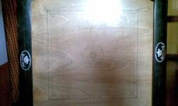 Type: Sports Type: Carrom board I want to sell a 44inch